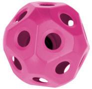 HeuBoy Futterspielball, pink