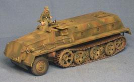 SWS als Panzerwerfer-Munitionsfahrzeug
