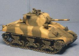 Kampfpanzer M4 A1 Sherman mit 75mm Kanone der US Streitkräfte