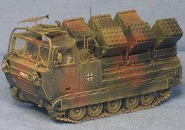 Minenwurfsystem Skorpion auf M548 A1G