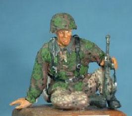 Sturmmann sitzend