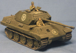 Panther als US M10 getarnt