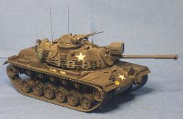 Kampfpanzer M48 A3 Patton der US Streitkräfte
