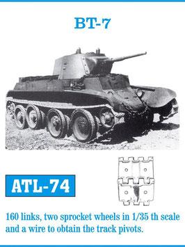 Ketten für BT-7