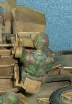 Richtschütze für 3,7cm Flak