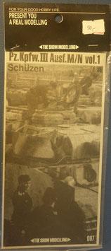 Pz.Kpfw. III Ausf. M/N Vol. 1: Schürzen