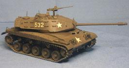 Spähpanzer M41 Walker Bulldog der US Streitkräfte