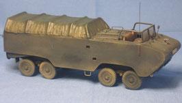 Einheitsdiesel 8x8  4t Amphibienfahrzeug