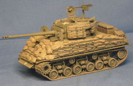 M4 A3E8 Sherman Easy Eight mit Sandsackpanzerung, US Streitkräfte