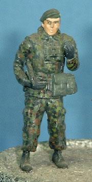 Stehender Kommandeur