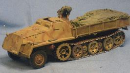 SWS als Nachschubfahrzeug für gepanzerte Truppen