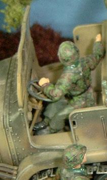 Sturmmann als Fahrer für Sd.Kfz. 6 oder Sd.Kfz. 7