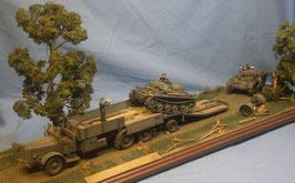 Faun L 900 Panzerverladung - Frankreich 1940