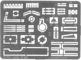 T-62 im Maßstab 1/72