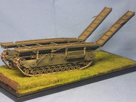 Brückenpanzer Churchill ARK der Britischen Armee