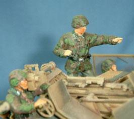 Scharführer als Geschützführer 3,7cm Flak
