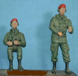 Besatzung M109, M113 oder Skorpion
