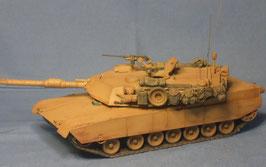 Kampfpanzer M1 A1 Abrams der US Streitkräfte