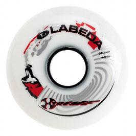 "LABEDA ""GRIPPER EXTREME"" HARD 84A Inlinerollen - 8ER SET"