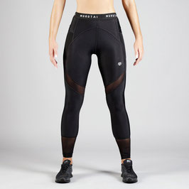 NAKA Mesh Performance Tights Black