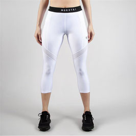 NAKA Capri Performance Tights White