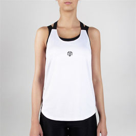 NAKA Performance Stringer White
