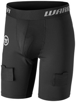 Warrior Compression Jock Short SR