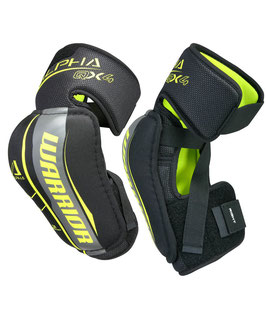 Warrior Alpha QX4 Elbow Pad Sr Größe: Small