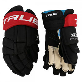 TRUE Hockey XC9 PRO Handschuhe SR Black/Red