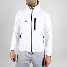 NKMR Windbreaker White