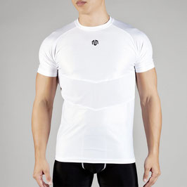NKMR Endurance Mesh T-Shirt White