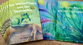 """Kinderbuch """"Der kleine Frosch und der Tautropfen"""", Nic Koray, Mellinger Verlag"""