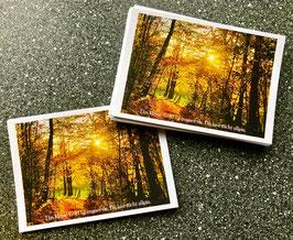"""Postkarte """"Das kleine Gold"""""""