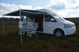 VW T5 Bulli mit Hochdach 110 KW Langer Radstand