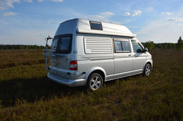 VW T5 mit Hochdach