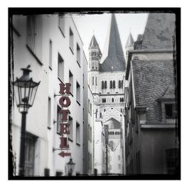 Köln im Quadrat S/W 015