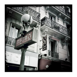 Paris im Quadrat S/W 3