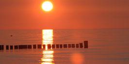 """Sommer-Sonne-Meer """"Large""""-011"""