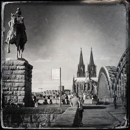 Köln im Quadrat S/W A 007