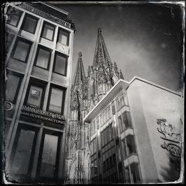 Köln im Quadrat S/W A 001