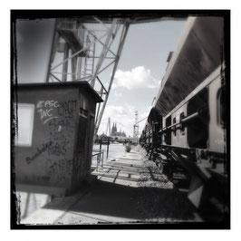 Köln im Quadrat S/W 008