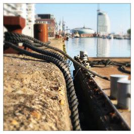 Bremerhaven im Quadrat 45