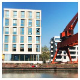 Bremerhaven im Quadrat 8