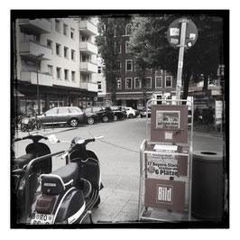 München im Quadrat S/W 007