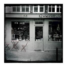 Paris im Quadrat S/W 10