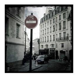 Paris im Quadrat S/W 12