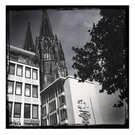 Köln im Quadrat S/W 001