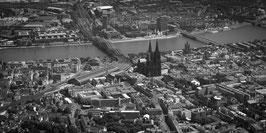 """Köln von Oben """"Large""""-003"""