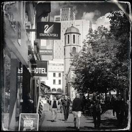 Frankfurt im Quadrat S/W A 008