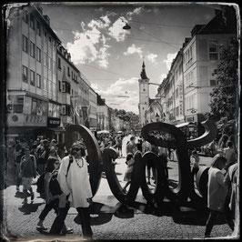 Würzburg im Quadrat S/W 7